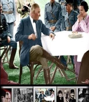 Atatürk Duvar Kağıtları Ekran Görüntüleri - 3
