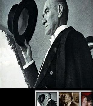 Atatürk Duvar Kağıtları Ekran Görüntüleri - 2