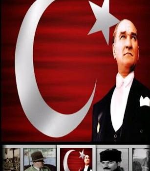 Atatürk Duvar Kağıtları Ekran Görüntüleri - 1