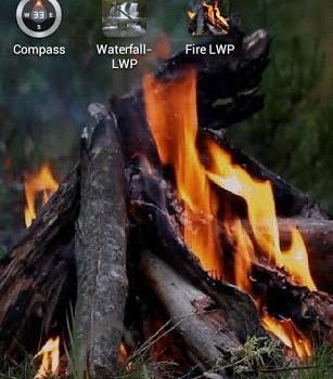 Ateş Canlı Duvar Kağıdı Ekran Görüntüleri - 5