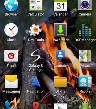 Ateş Canlı Duvar Kağıdı Ekran Görüntüleri - 2