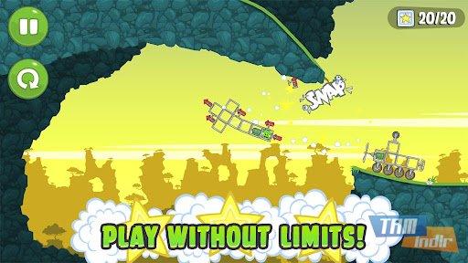 Bad Piggies Ekran Görüntüleri - 4