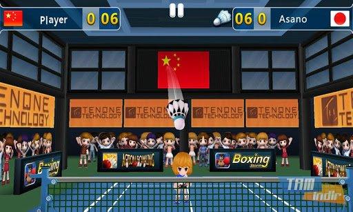 Badminton 3D Ekran Görüntüleri - 5