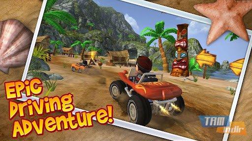 Beach Buggy Blitz Ekran Görüntüleri - 4