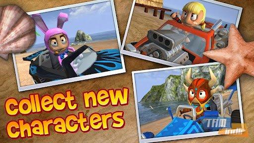Beach Buggy Blitz Ekran Görüntüleri - 1