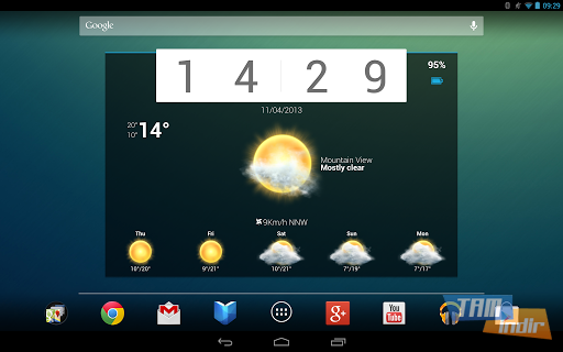 Beautiful Widgets Free Ekran Görüntüleri - 2