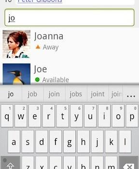 Beejive Free Instant Messenger Ekran Görüntüleri - 3