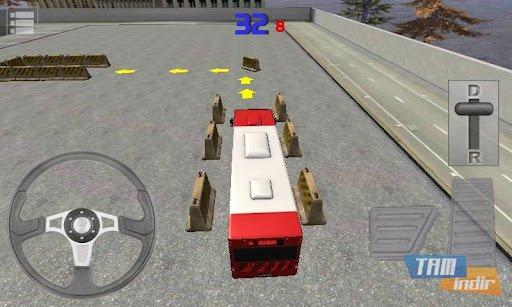 Bus Parking 3D Ekran Görüntüleri - 4
