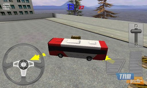 Bus Parking 3D Ekran Görüntüleri - 3