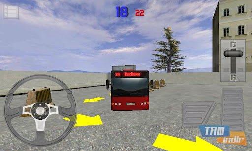 Bus Parking 3D Ekran Görüntüleri - 2
