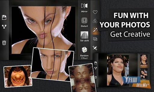 Camera ZOOM FX Ekran Görüntüleri - 2