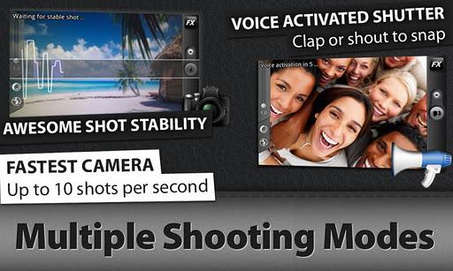 Camera ZOOM FX Ekran Görüntüleri - 1