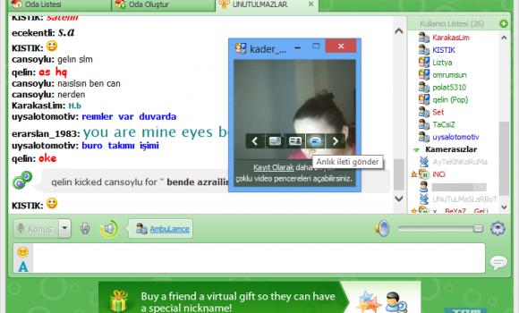 Camfrog Video Chat Ekran Görüntüleri - 5