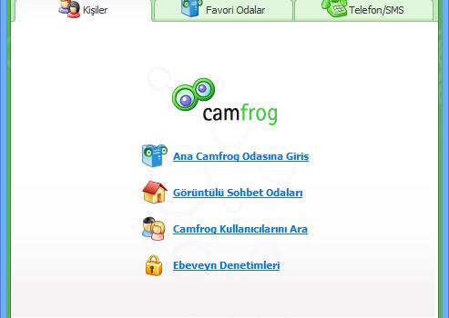 Camfrog Video Chat Ekran Görüntüleri - 3