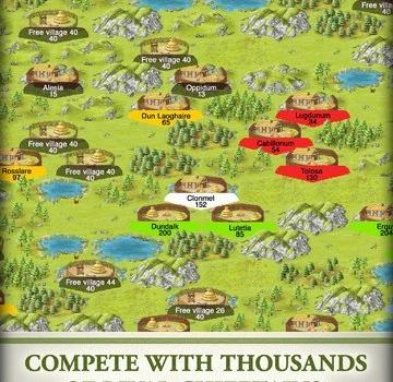 Celtic Tribes Ekran Görüntüleri - 1