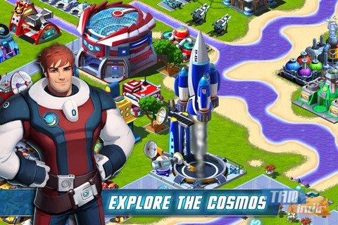 Cosmic Colony Ekran Görüntüleri - 3