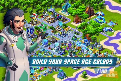 Cosmic Colony Ekran Görüntüleri - 4
