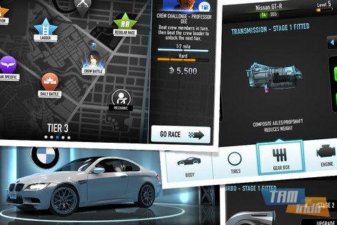 CSR Racing Ekran Görüntüleri - 1