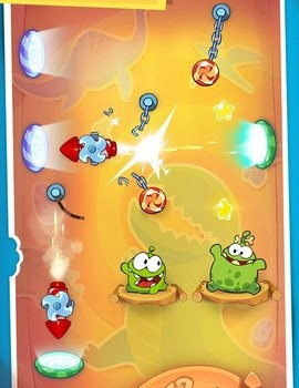 Cut the Rope: Time Travel Ekran Görüntüleri - 4