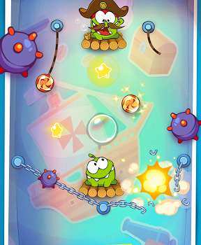 Cut the Rope: Time Travel Ekran Görüntüleri - 3