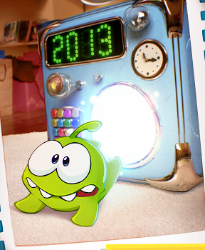 Cut the Rope: Time Travel Ekran Görüntüleri - 1