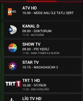 Digiturk Play Ekran Görüntüleri - 6