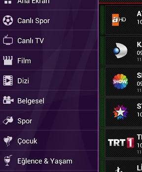 Digiturk Play Ekran Görüntüleri - 5