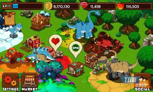 Dino Island Ekran Görüntüleri - 5