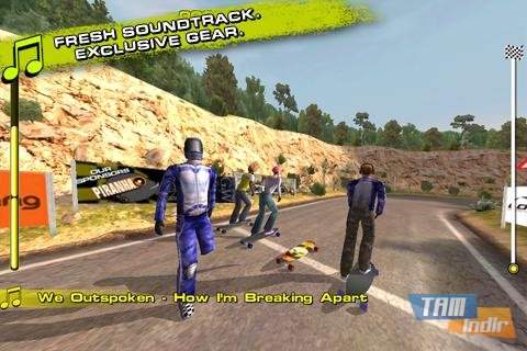Downhill Xtreme Ekran Görüntüleri - 4