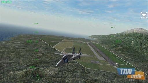 F18 Carrier Landing Lite Ekran Görüntüleri - 2