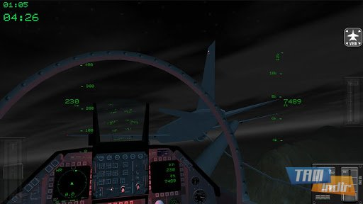 F18 Carrier Landing Lite Ekran Görüntüleri - 3