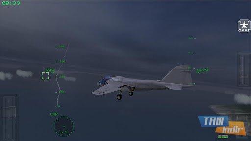 F18 Carrier Landing Lite Ekran Görüntüleri - 4