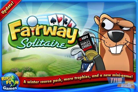 Fairway Solitaire Ekran Görüntüleri - 4