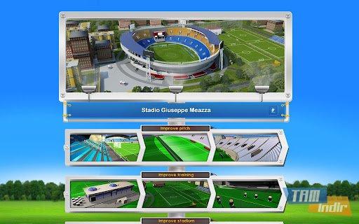 Futbol Menajeri OFM Ekran Görüntüleri - 1