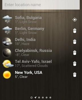 Hava Durumu - Weather Ekran Görüntüleri - 3