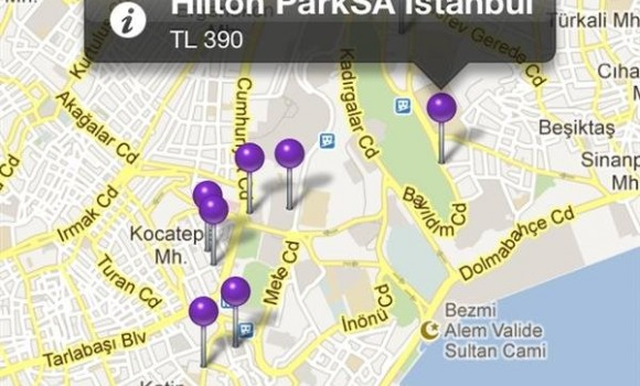 i Find Hotels Ekran Görüntüleri - 1