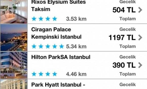 i Find Hotels Ekran Görüntüleri - 4