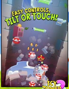 Icy Tower 2 Ekran Görüntüleri - 2