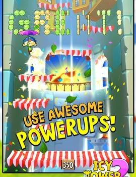 Icy Tower 2 Ekran Görüntüleri - 1