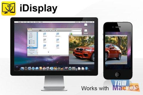iDisplay Ekran Görüntüleri - 1