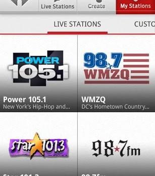 iHeartRadio Ekran Görüntüleri - 4