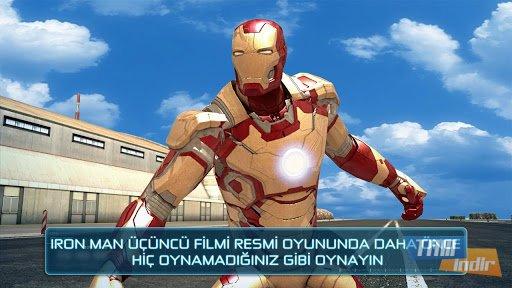 Iron Man 3 Ekran Görüntüleri - 5