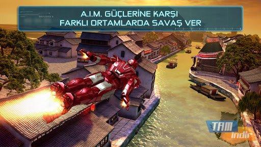 Iron Man 3 Ekran Görüntüleri - 3