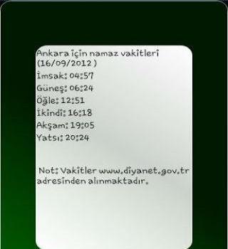 Kıble Pusulası Namaz Vakitleri Ekran Görüntüleri - 1