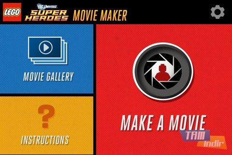 LEGO Super Heroes Movie Maker Ekran Görüntüleri - 2