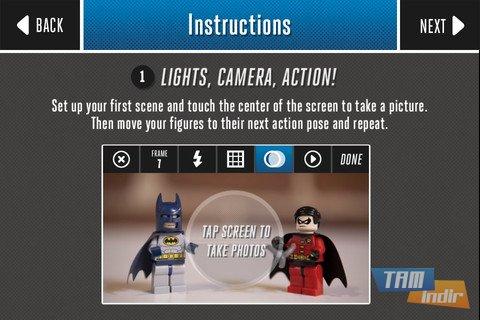 LEGO Super Heroes Movie Maker Ekran Görüntüleri - 4