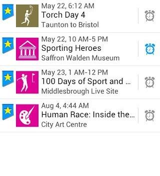 London 2012 Join In App Ekran Görüntüleri - 3