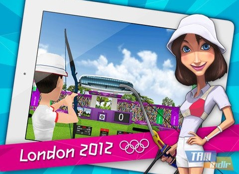 London 2012 - Official Mobile Game Ekran Görüntüleri - 1