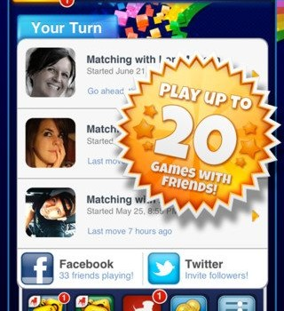 Matching With Friends Free Ekran Görüntüleri - 1