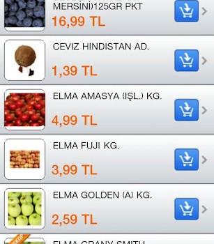 Migros Sanal Market Ekran Görüntüleri - 4